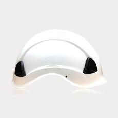 Casque de sécurité pour masques amiante